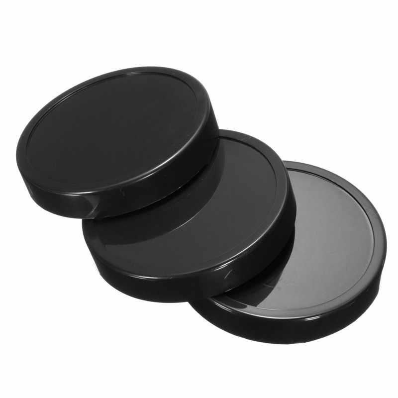 Chegada nova 3 pcs Plástico Preto Tampas Do Copo Liquidificador Peças de Reposição Para 250 W Para A Magia Para Bala Espremedor Durável qualidade