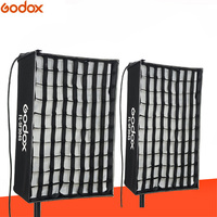 Godox FL150S + FL100 with Grid Combination Kit Flexible LED Light for Portrait,Product,Outdoor,studio Shooting