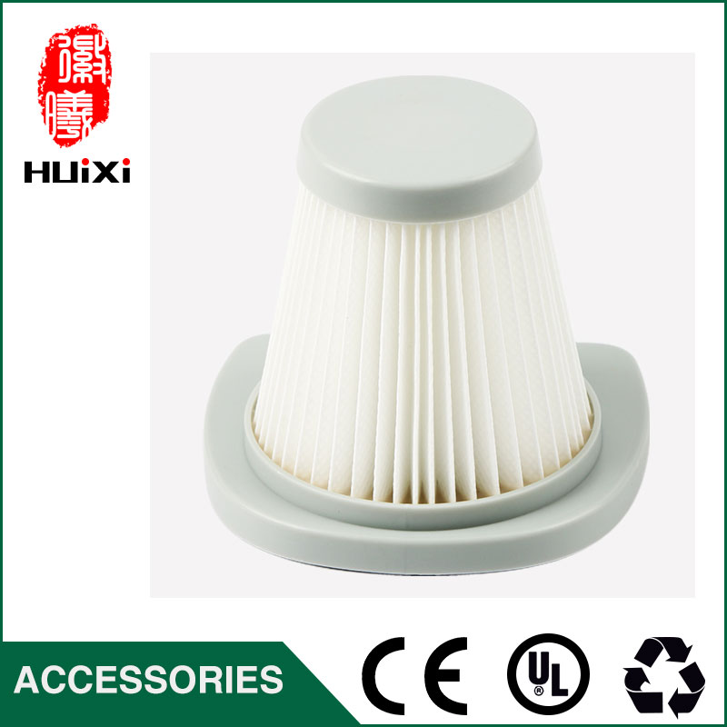 все цены на White garthing dust filter element and original of high quality vacuum cleaner accessories for home hepa filter ZL610R онлайн