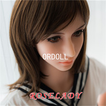 Popular 125cm Top quality silicone sex dolls skeleton, japanese real love doll, artificial girl for sex, vagina anal sex