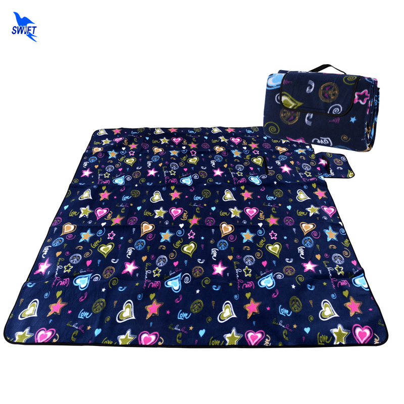 200*150CM Waterproof Foldable Camping Mat Thicken 3 Layers Outdoor Beach Picnic Blanket Tent Mat Picnic Rug Soft Baby Climb Mat коврик для кемпинга camping mat 59 x 79 150 200 picnic mat