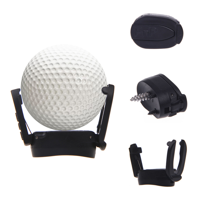 Nuevo 3 prong portátil creativo pelota de Golf de recogida de la parte posterior de la herramienta de ahorro de la garra Putter Grip Retriever Grabber para putter al por mayor