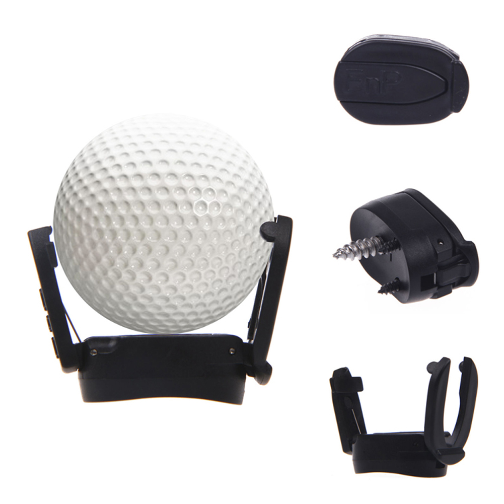 New 3 Prong Portable Creative Golf Ball Pick Up Back Tool Saver Claw Putter Grip Retriever Grabber For Putter Wholesales