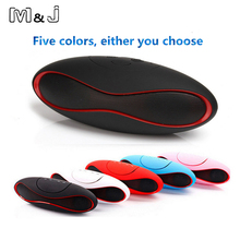 2017 New Arrive Mini Portable Speaker Wireless Bluetooth Speakers  with Strong Bass Portable Audio Player Support TF Card