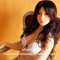 realistic love doll,153cm real silicone vagina and breast,3 holes,realdoll,metal skeleton,adult products for men,Exdoll Uk158