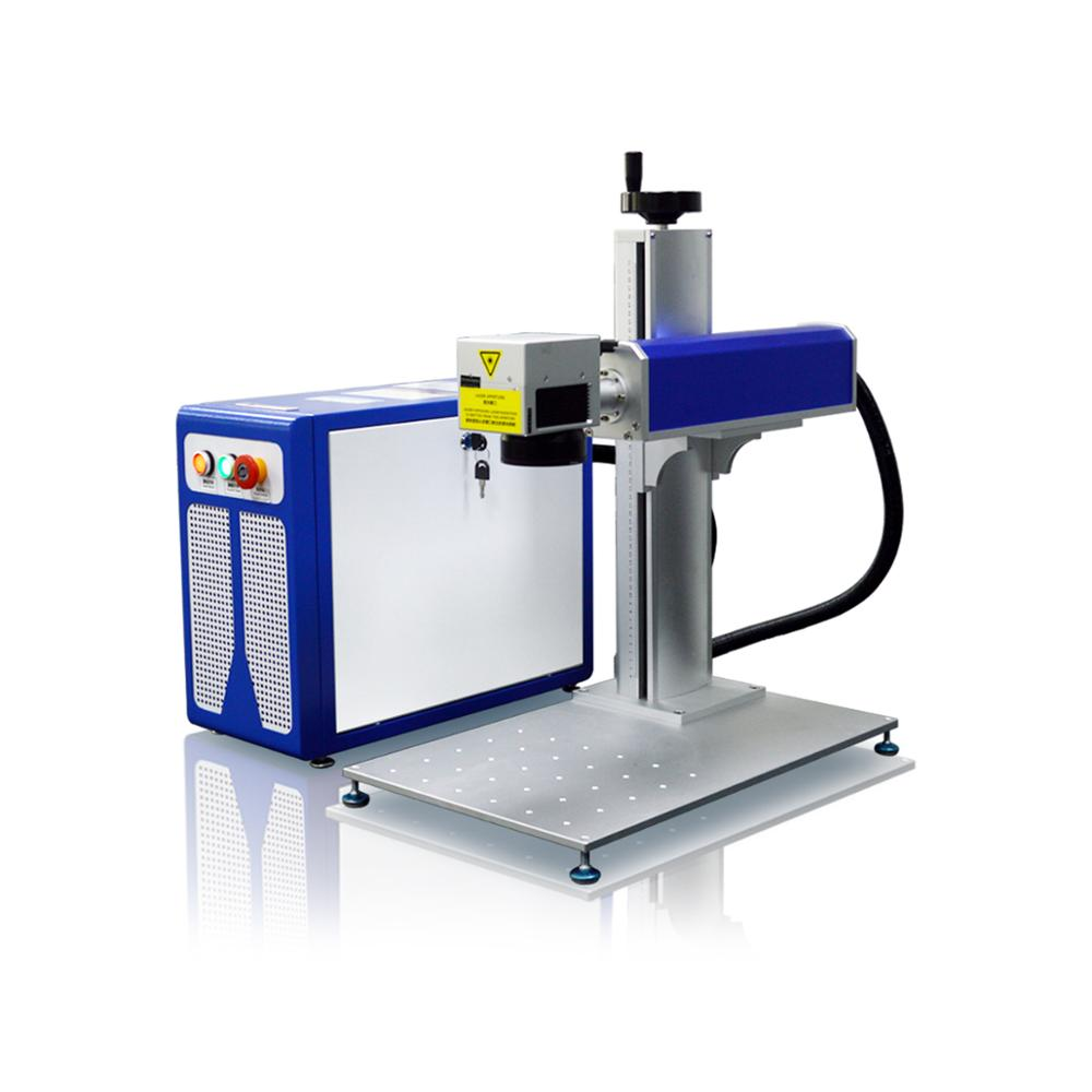 Aukštos kokybės AMAN 10W 20W 30W pluošto lazerinis metalinių - Medienos apdirbimo įranga - Nuotrauka 4
