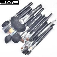 JAF 20 Pcs Set Pro Soft Makeup Brushes Premiuim Natural Hair Of Goat Pony Horse Brush