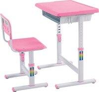 Многофункциональный эргономичный дети учатся стол малыш складной стол с высоким качеством бюро enfant, 6 meja belajar anak