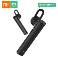 Xiaomi Mi Bluetooth Headset Young Version Bluetooth 4 1 Headphones Low Noise Earphone With Build In