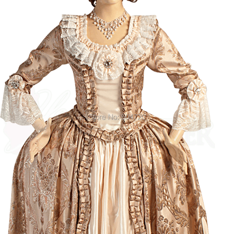 lUXS Palace Victorian dresses Eras Civil War Revolutionary Rococo Dress  Halloween Gown Ball dress HL 164 on Aliexpress.com  9f17c33d2880