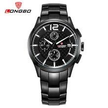 LONGBO Brand Business Watch Function Men Tungsten Steel Watch Men s Military Waterproof Auto Date Wristwatch