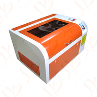 LY 6040M CO2 Laser Engraving Cutting Machine 6040 50W Rotary Axis for Wood, PVC, Paper