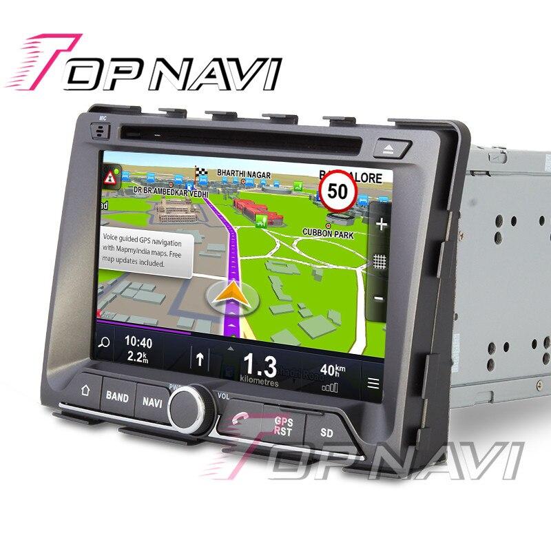 Lecteur DVD de voiture 7 ''Quad Core Android 6.0 pour SSANGYONG Rexton 2006 RODIUS 2004 STAVIC Micro Stavic 2004-Autoradio GPS TOPNAVI