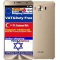 """ASUS Zenfone 3 Deluxe ZS550KL Мобильный Телефон Qualcomm snapdragon 625 окта основные 4 ГБ 64 Г Смартфон 5.5 """"FHD Android 6.0 мобильный телефон"""