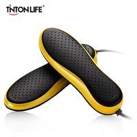TINTON LIFE 220V Портативная электрическая сушилка для обуви дезодорирующая стерилизация осушительная обувь запеченная сушилка