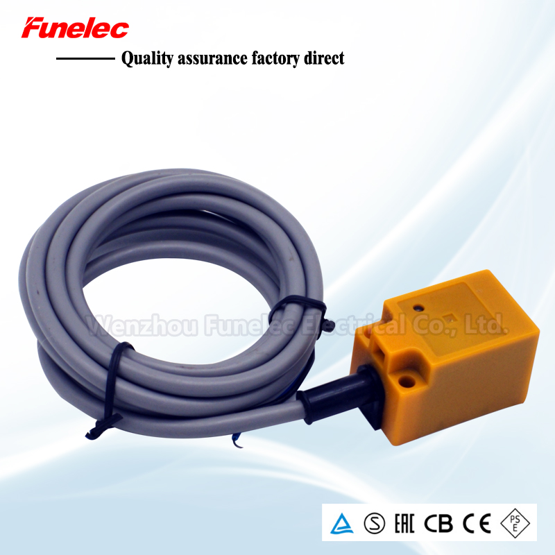 Inductive Proximity Sensor SN04-N NPN 3-wire NO18*18*36mm Proximity Switch PNP DC12V 24V 36V 6V