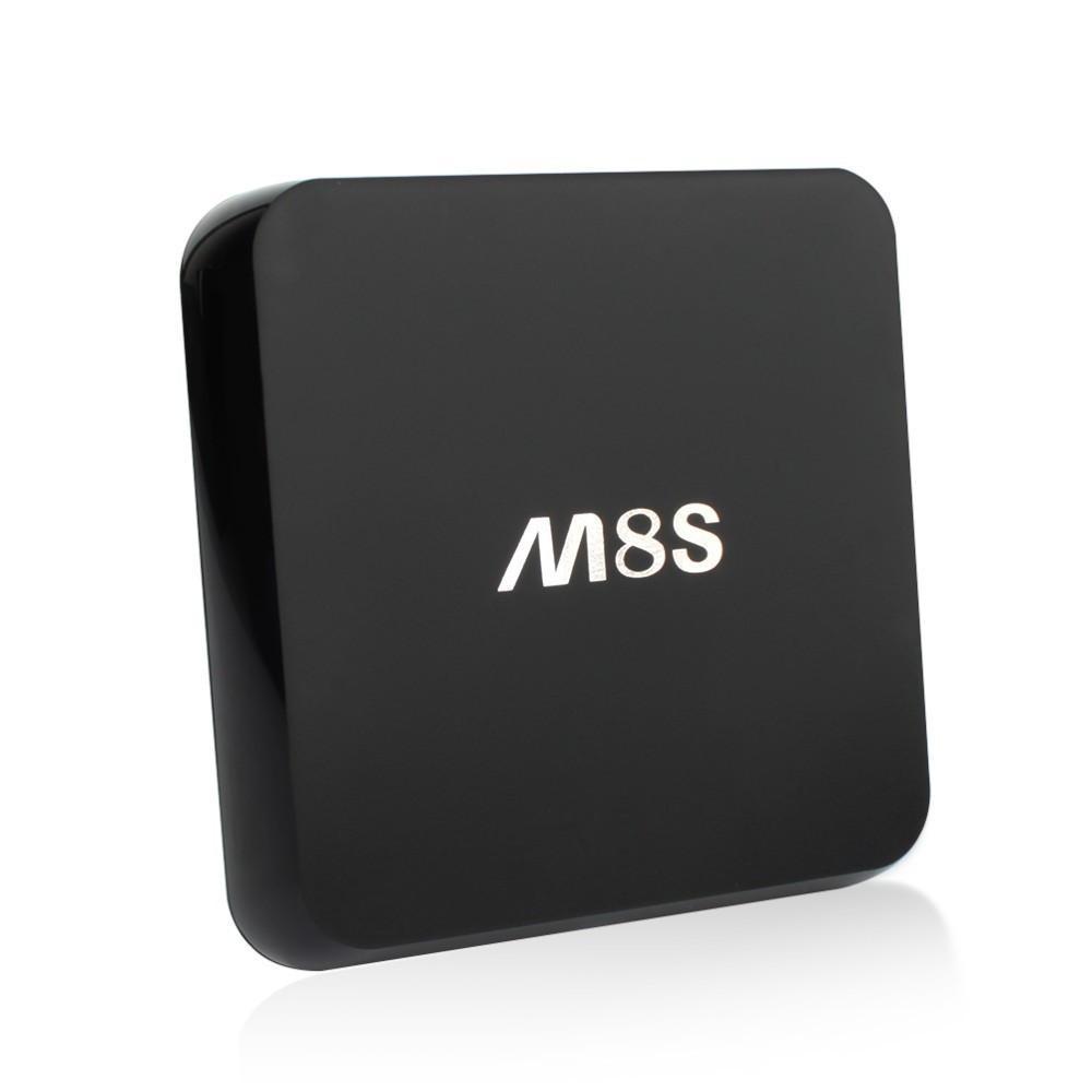Newest Original M8S Amlogic S812 Quad Core TV Box 2GB/8GB H.265 HEVC Android 4.4 Dual WIFI 2.4G/5G BT4.0 KODI Pre-installed m8 fully loaded xbmc amlogic s802 android tv box quad core 2g 8g mali450 4k 2 4g 5g dual wifi pre installed apk add ons