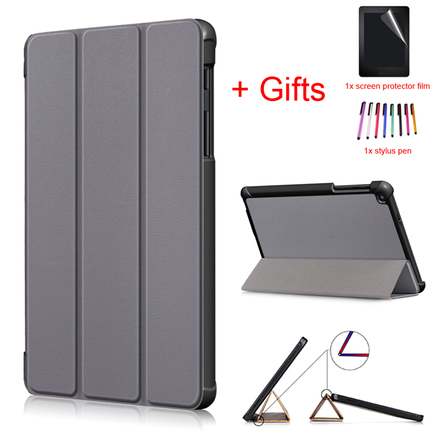 Stand Cover for Samsung Galaxy Tab A 8.0 P200 P205 SM-P200 SM-P205 With S Pen 2019 8 Tablet Ultra Slim PU Leather CaseStand Cover for Samsung Galaxy Tab A 8.0 P200 P205 SM-P200 SM-P205 With S Pen 2019 8 Tablet Ultra Slim PU Leather Case