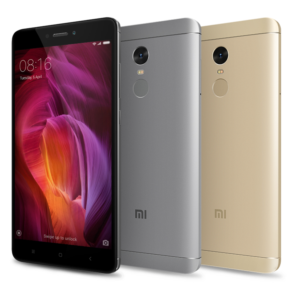 xiaomi redmi note 4 mobile phone. Black Bedroom Furniture Sets. Home Design Ideas