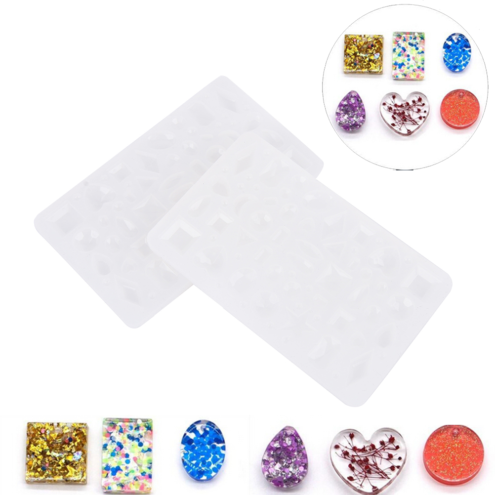 New Arrival Diamond Shape Silicone Mold Mould Resin