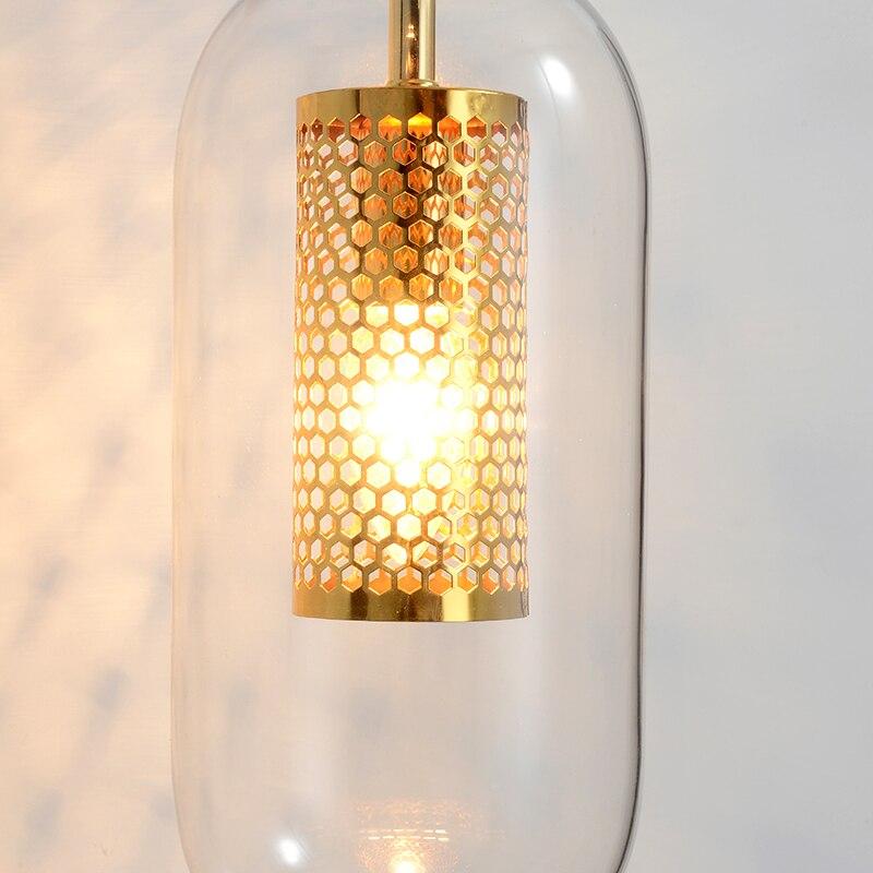 lâmpada de parede para cozinha sala estar