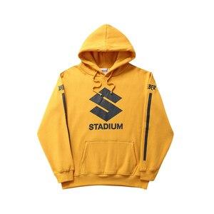 Image 4 - Justin Bieber Zweck Tour Neue Marke Sweatshirt Hoodies Mode Männer/frauen Hoodies und Sweatshirts Kleidung Gelb Hip Hop outwear