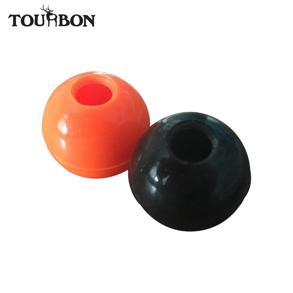 Tourbon Rifle Perno de Perilla Del Mango Pelota De Goma para el Rodaje de Agarre