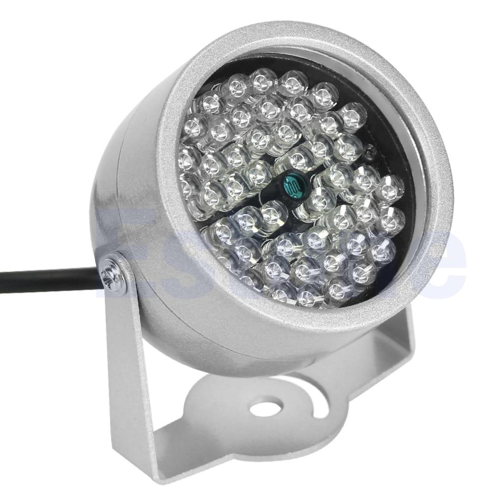CCTV 48 LED Illuminator light CCTV Security Camera IR Infrared Night Vision LamCCTV 48 LED Illuminator light CCTV Security Camera IR Infrared Night Vision Lam