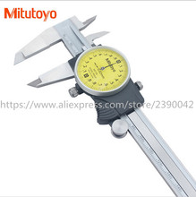 Promo offer Dial Scale Size 0-150mm 0-200mm 300mm 0.01mm Plating Brake Caliper Micrometer Measuring RVS Inspection 6In 8In