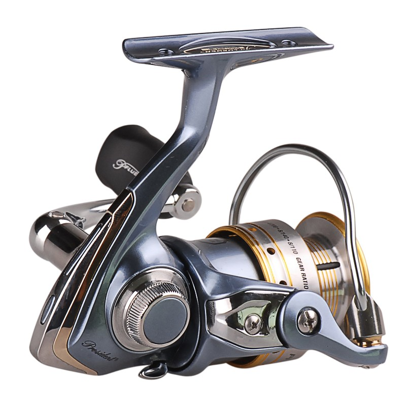 Spinning Fishing Reel 9BB Convertible Left/Right Hand Spinning Reels Molinete Para Pesca Carretilhas De Pescaria For Rods Carp dmk baitcasting reel 13 1bb 7 0 1 left right hand high speed fishing reels bait casting vissen carretilha de pesca carp coil