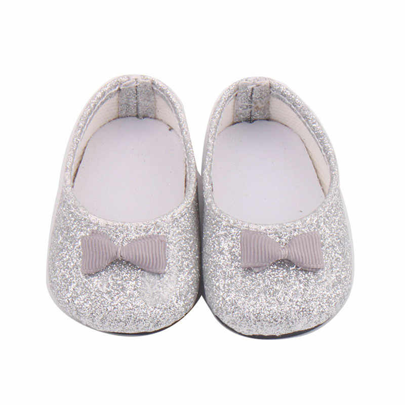 ... Baby Doll Cool Fashion Doll Shoes Bowknot Dress Shoe For 18 Inch Our  Generation American Doll ... 3fca0c8ad26f