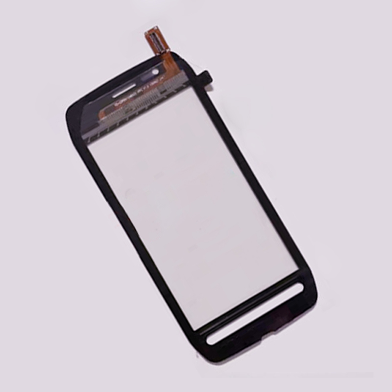 Black For Nokia Lumia 603 N603 Digitizer Touch Screen Panel Sensor Glass Replacement
