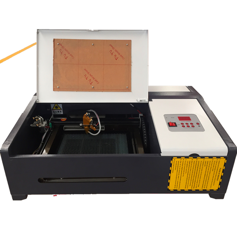 Free shipping 3020 40w co2 laser engraving machine laser engraver cutting machine make rubber stamp big power working area 30*20 laser focus lens for laser welding machine spot welder co2 laser engraving cutting machine free shipping