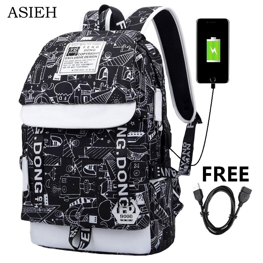 b16862c991 black friday deals School Backpacks for Girls fashion women backpack canvas  Backpacks Schoolbag for Teenager Girls and Kids