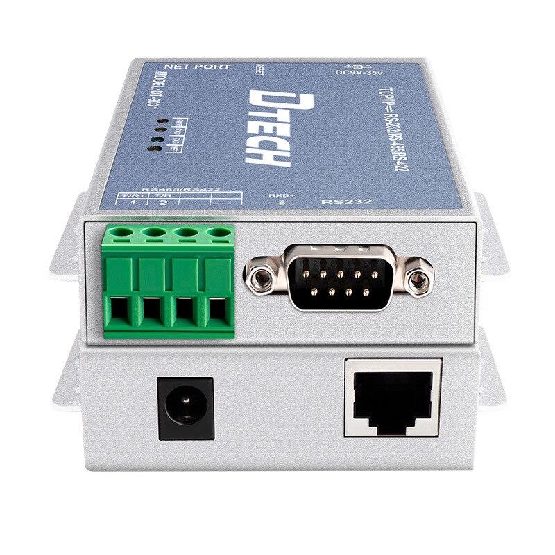 DT-9031 serveur série trois-en-un RS232/485/422 au serveur série tcp/ip