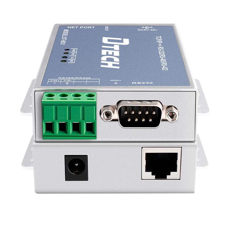 DT-9031 three-in-one serial server RS232/485/422 to TCP/IP serial serverDT-9031 three-in-one serial server RS232/485/422 to TCP/IP serial server