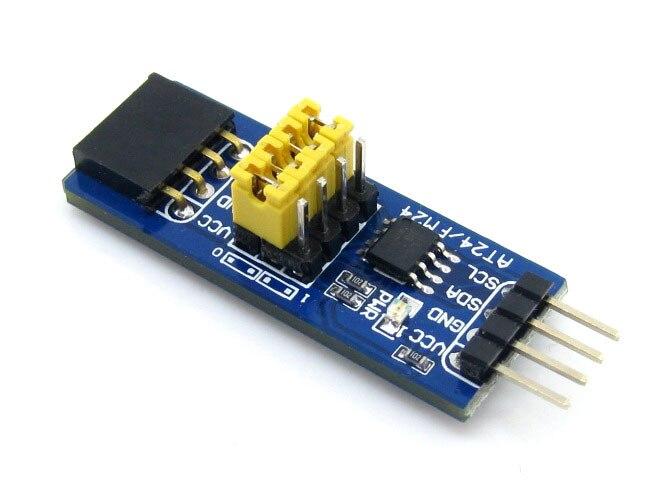 module FM24CXX FRAM Board FM24C04B F-RAM Serial 5V Memory Evaluation Development Module  fram ph6355