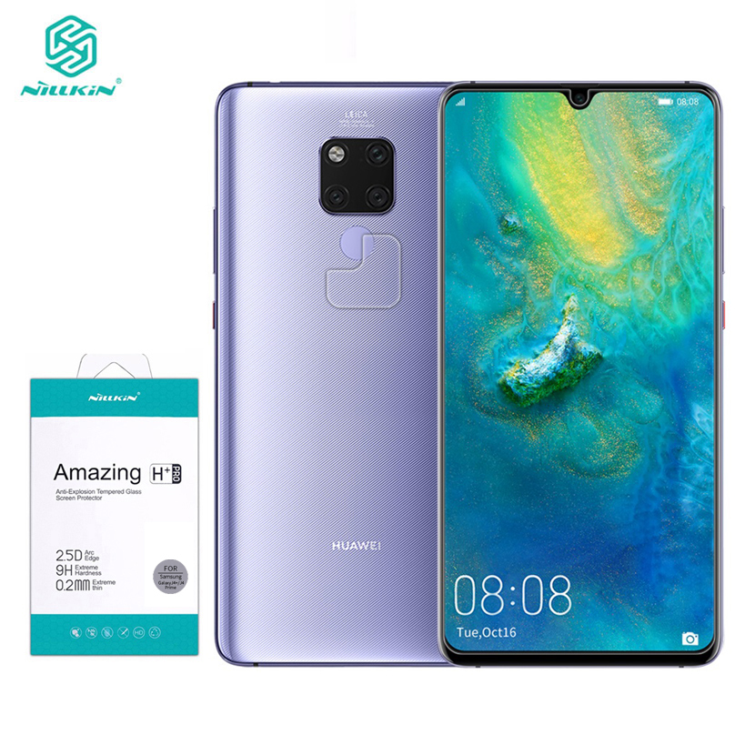 Screen Protector Huawei Mate 20 X Tempered Glass Nillkin Amazing H+Pro Anti-Explosion 9H 0.2mm 2.5D Glass For Huawei Mate 20Screen Protector Huawei Mate 20 X Tempered Glass Nillkin Amazing H+Pro Anti-Explosion 9H 0.2mm 2.5D Glass For Huawei Mate 20