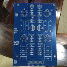 1pcs LS60 full balance of the former tube empty board PCB 12AU7*2 6922*2 free shipping стоимость