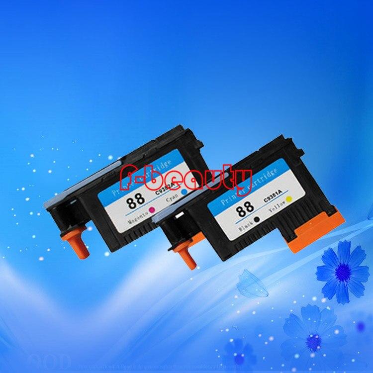 High Quality Print Head HP88 C9381A C9382A For HP L7480 L7580 L7590 L7680 L7780 k8600 k5300 k5400 K7380 K7580 K7590 printhead картридж с чернилами for hp88 hp88 c9381a l7480 l7580 l7590 l7680 l7780 88 printhead