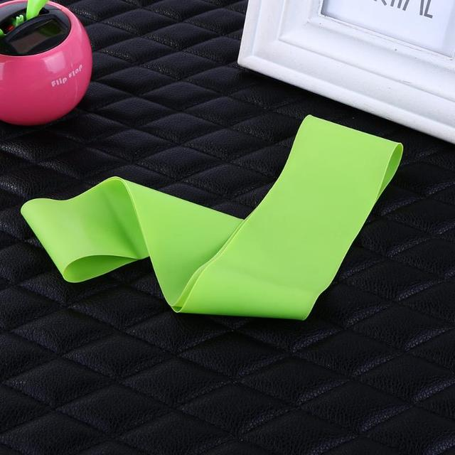 4 Levels Natural Latex Resistance Bands Fitness Exercise Equipment Body Building Latex Pull Rope Fitness Yoga Strength Band Z95