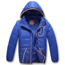 Outerwear Windbreaker Windproof Coat Boy vest coat Detachable cap sleeve Autumn winter Children Jacket For Kids Hooded For Boys