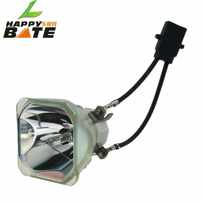 Compatible bare Projector lamp ET-LAT100 for PT-TW230 PT-TW230EA PT-TW230U PT-TW231EA PT-TW231R PT-TW231RE PT-TW231RU happybate