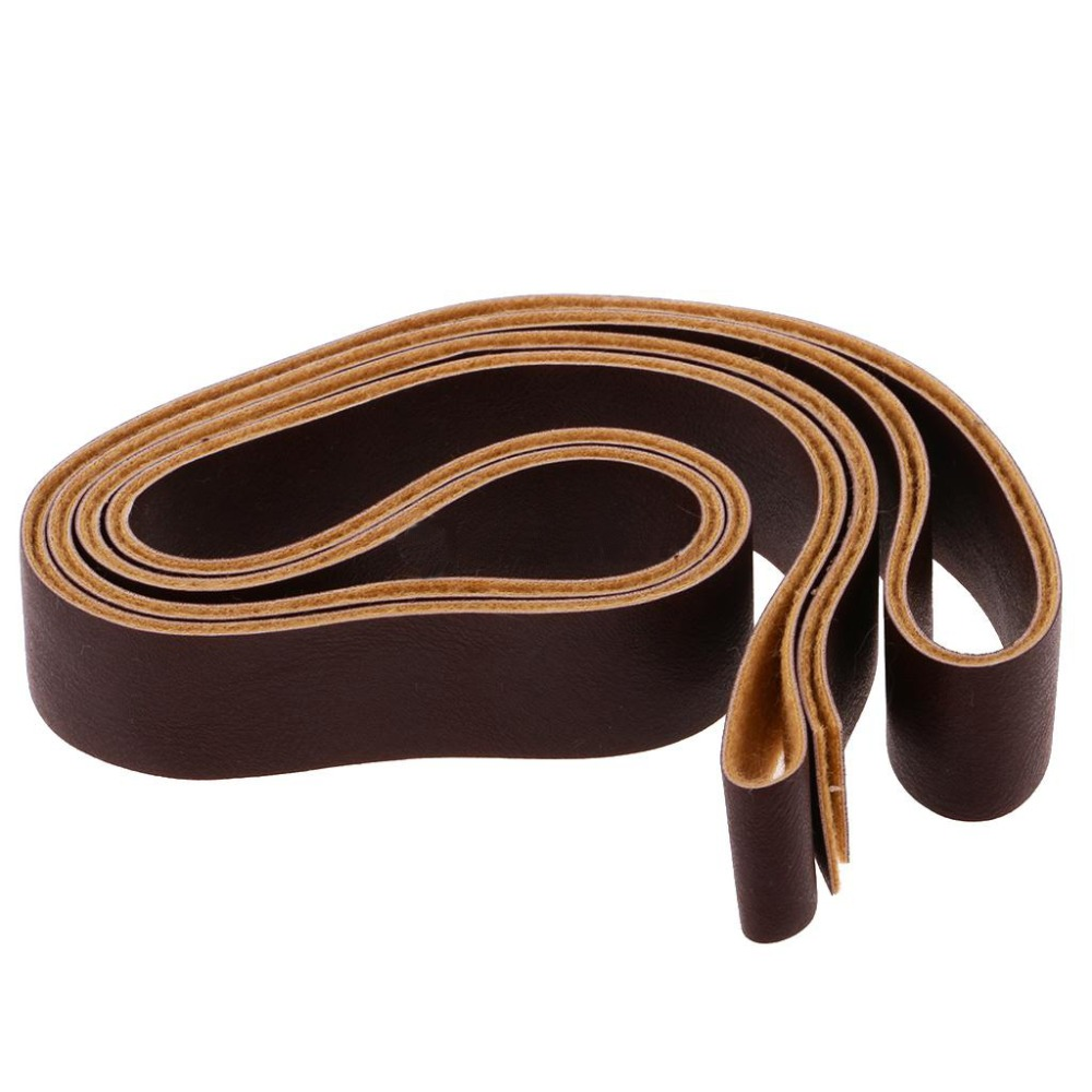 Simulation Leather Strip Handmade DIY Luggage Accessories Luggage Belt Blank 10m*2cm Soft Leather Travel Strip 4 Colors 2019 New