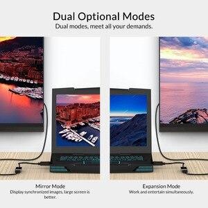 Image 5 - ORICO 4K DisplayPort ชาย DP TO DVI ADAPTER อะแดปเตอร์แสดงพอร์ต 1.1 รุ่น 1080P 60Hz Converter สำหรับแล็ปท็อปทีวีโปรเจคเตอร์