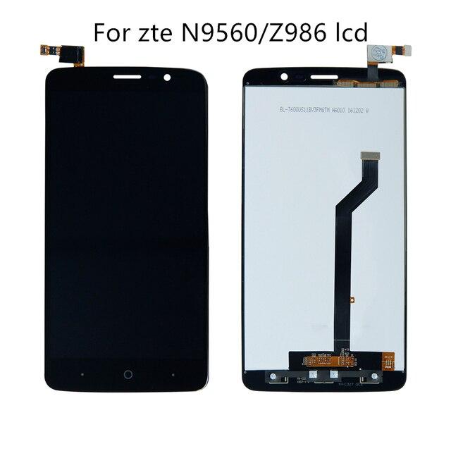 Für ZTE Max XL n9560 LTE z986 touchscreen digitizer glas LCD display handy montage display panel ersatz