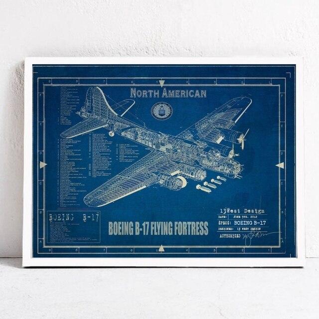 Ww2 aircraft blueprints mustang p 51 art silk fabric poster 60x90cm ww2 aircraft blueprints mustang p 51 art silk fabric poster 60x90cm malvernweather Images