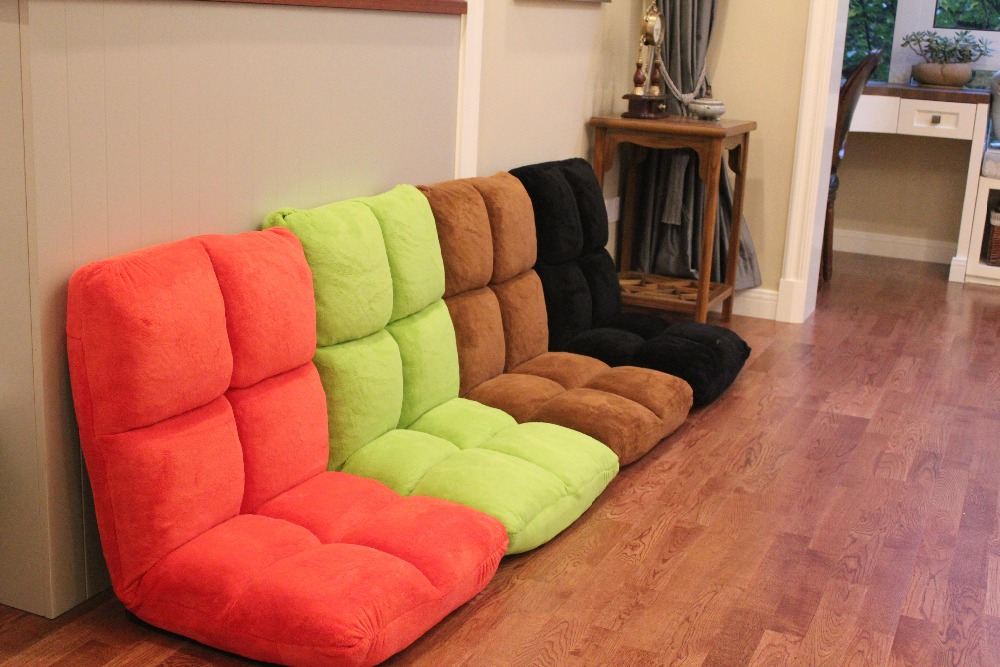 Living room foldable floor chair seating furniture 4 for Seating furniture living room