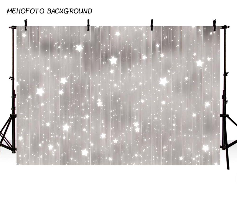 사진 배경 크리스마스 얇은 아트 패브릭 컴퓨터 인쇄 신생아 아기 샤워 애완 동물 실버 bokeh 배경 사진 스튜디오
