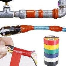 15m Repair Tape PVC Electrical Waterproof Insulated Flame Retardant Pipe Rescue Hose Tool